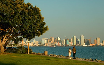 Home Rentals Along the San Diego Harbor